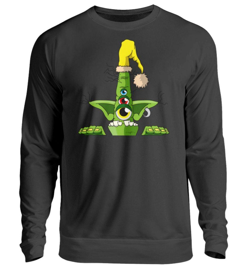 unisex-sweatshirt-longsleeve-green - Unisex Pullover-1624