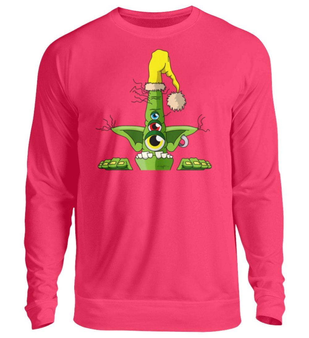 unisex-sweatshirt-longsleeve-green - Unisex Pullover-1610