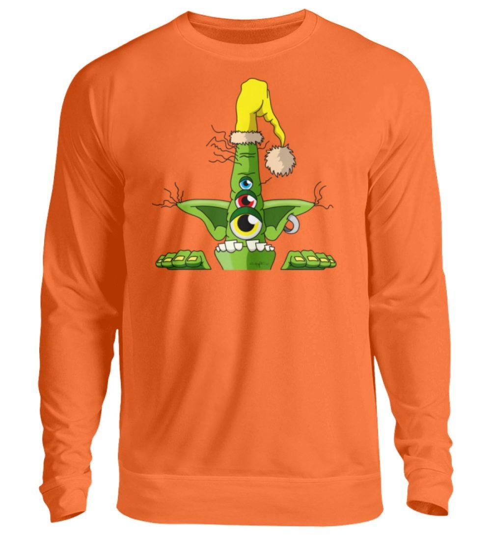 unisex-sweatshirt-longsleeve-green - Unisex Pullover-1692