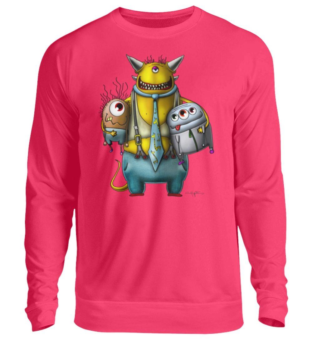 unisex-sweatshirt-longsleeve-devo - Unisex Pullover-1610