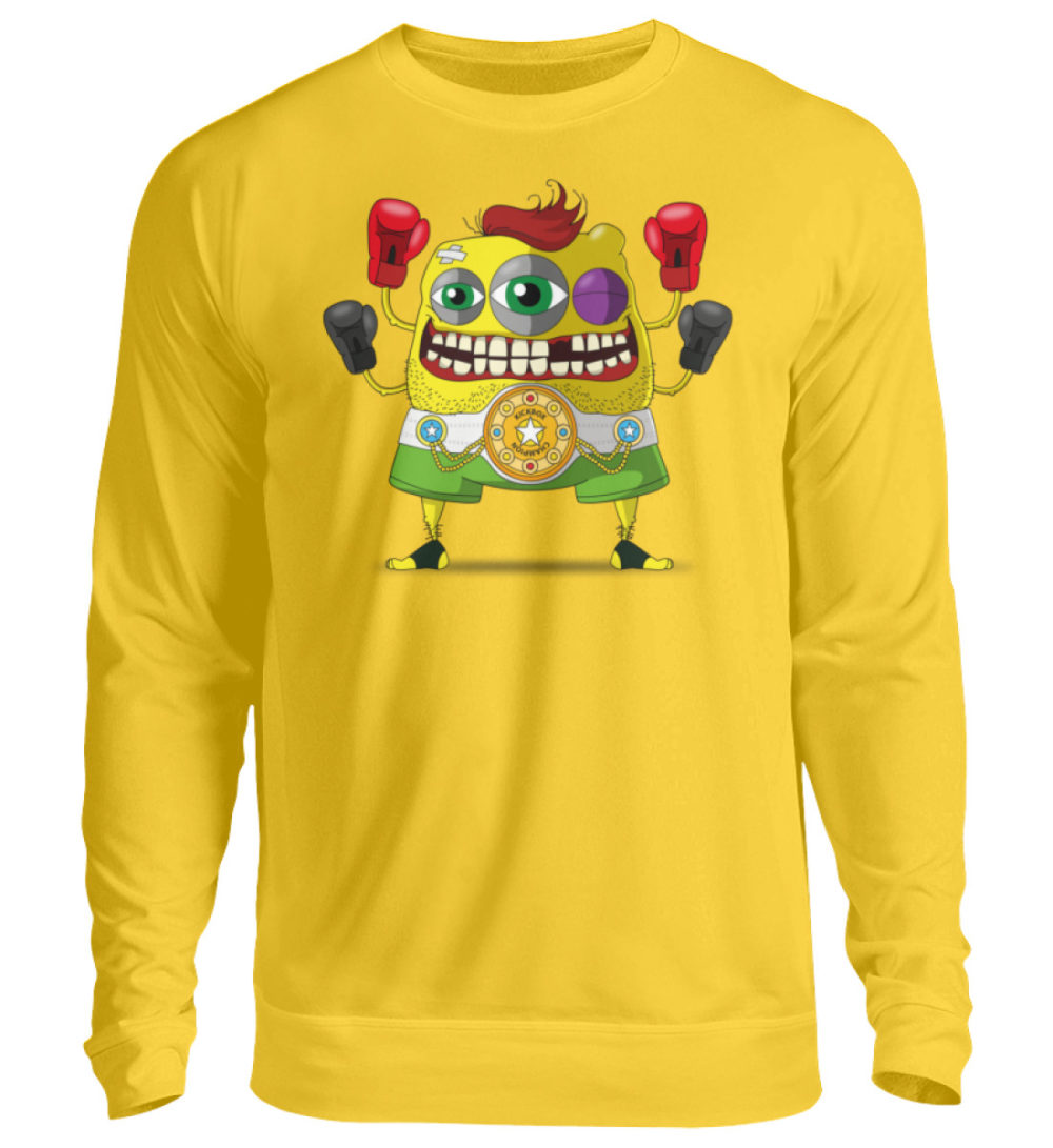 unisex-sweatshirt-longsleeve-los-ronos - Unisex Pullover-1774
