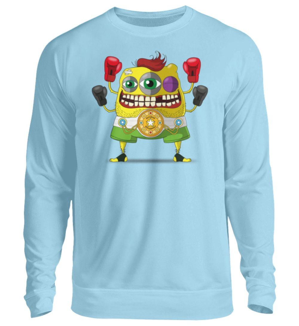 unisex-sweatshirt-longsleeve-los-ronos - Unisex Pullover-674