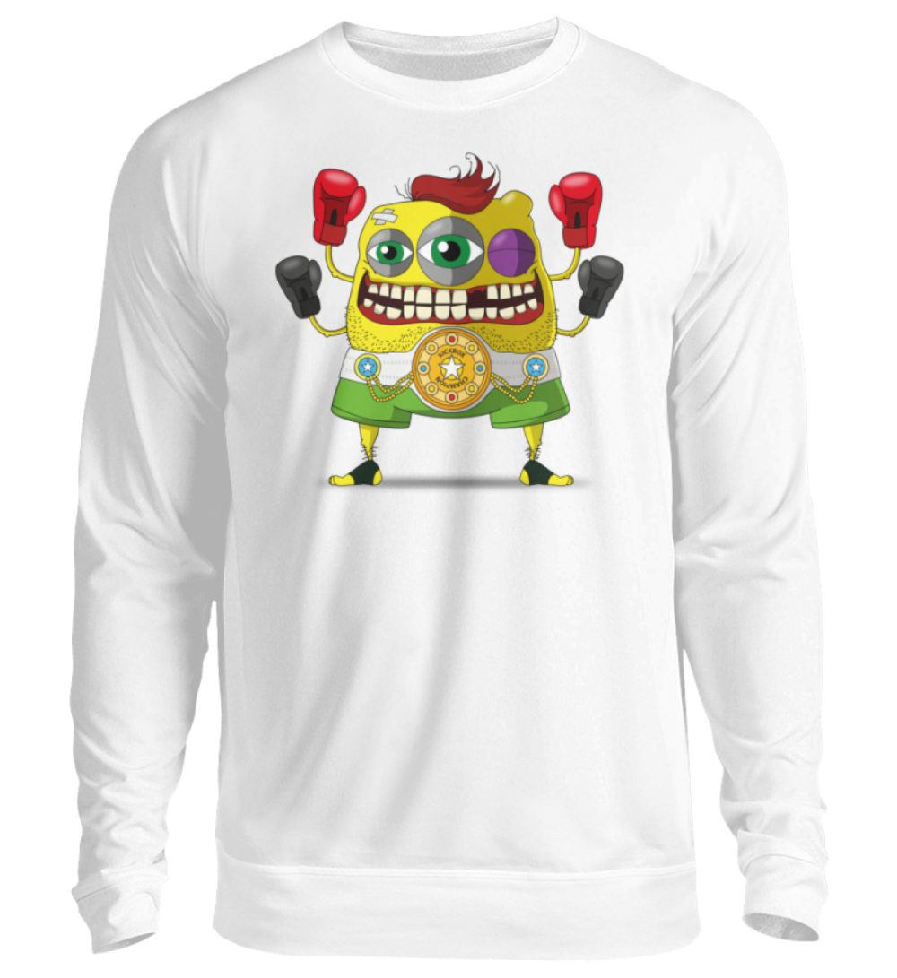 unisex-sweatshirt-longsleeve-los-ronos - Unisex Pullover-1478