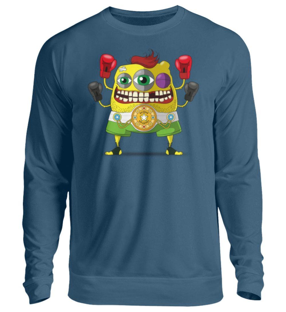 unisex-sweatshirt-longsleeve-los-ronos - Unisex Pullover-1461