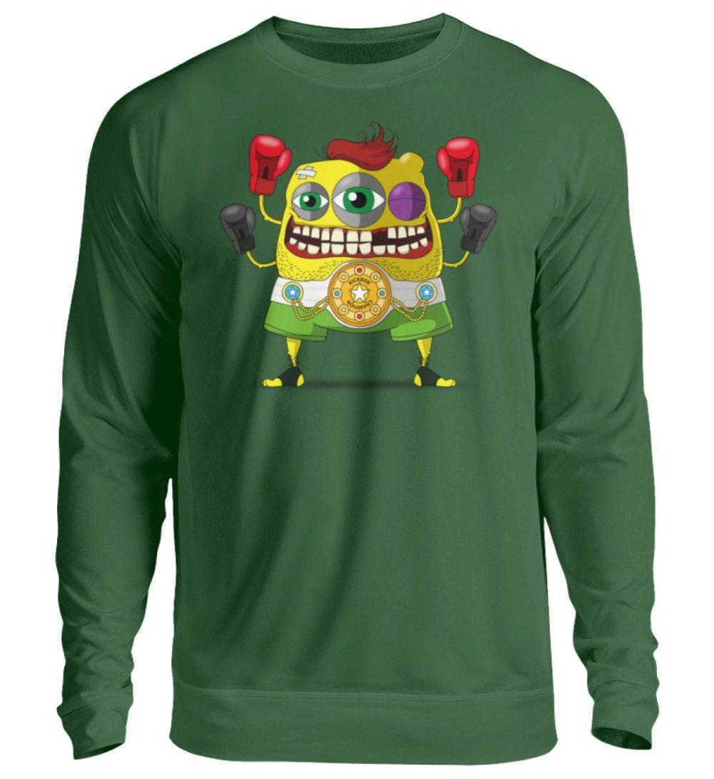 unisex-sweatshirt-longsleeve-los-ronos - Unisex Pullover-833