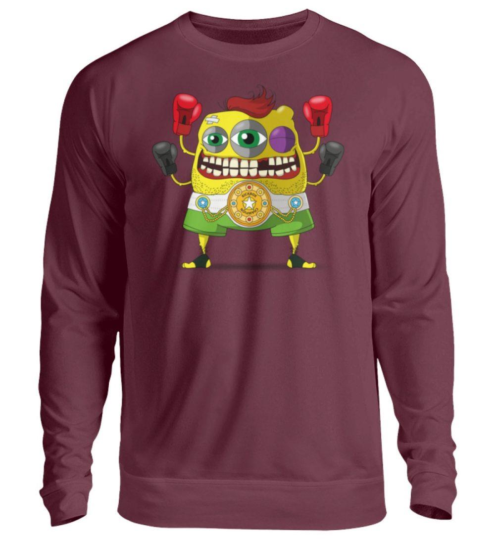 unisex-sweatshirt-longsleeve-los-ronos - Unisex Pullover-839