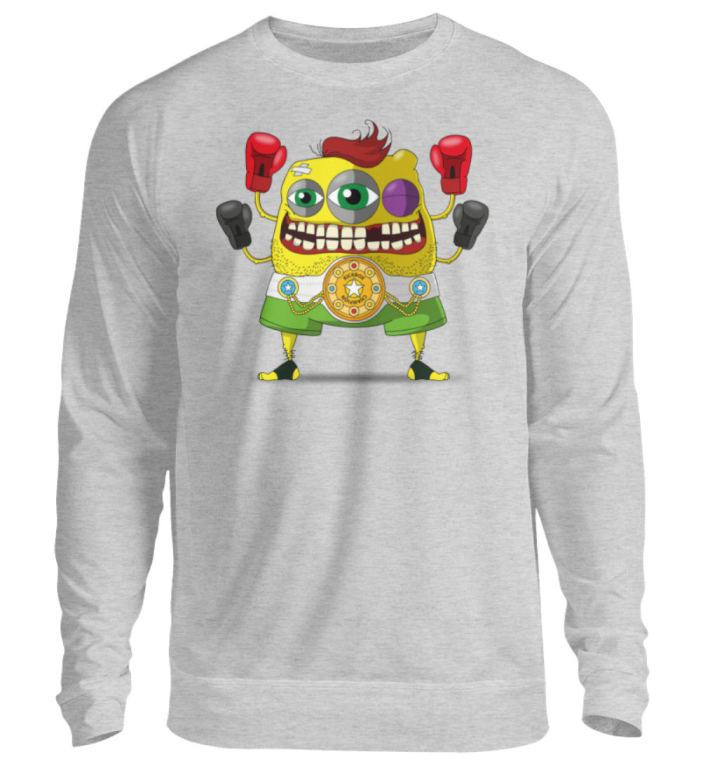unisex-sweatshirt-longsleeve-los-ronos - Unisex Pullover-17