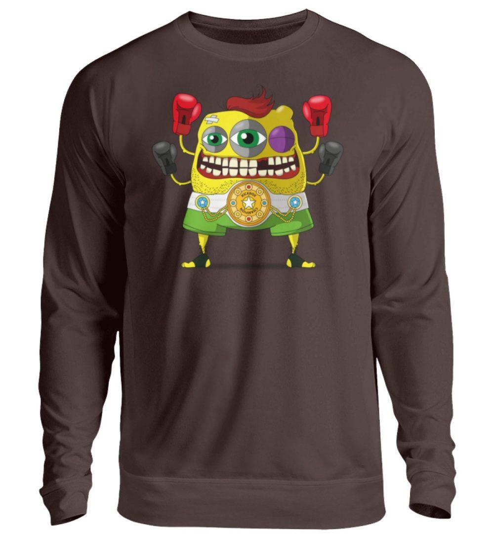 unisex-sweatshirt-longsleeve-los-ronos - Unisex Pullover-1604