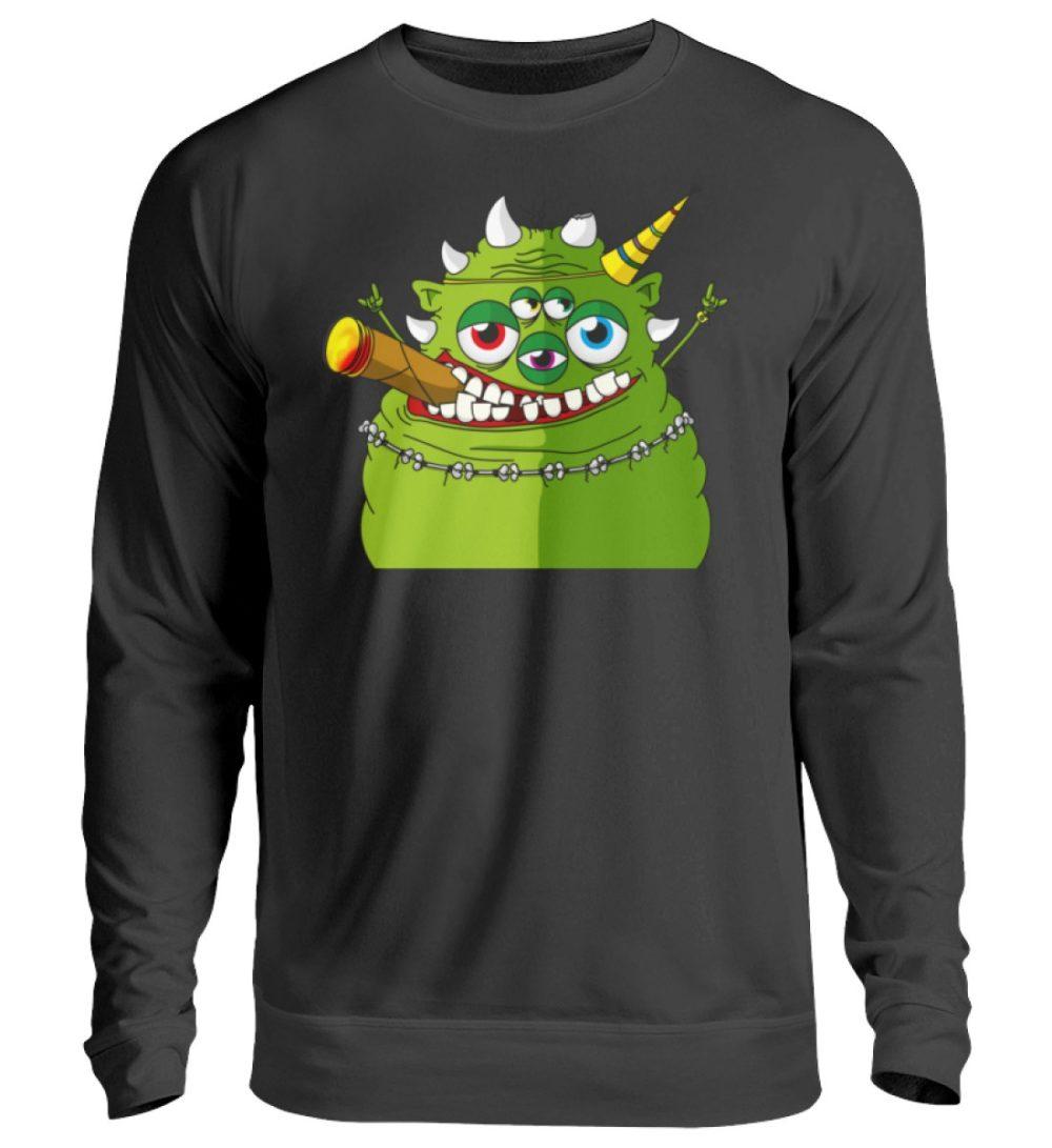 unisex-sweatshirt-longsleeve-hugo - Unisex Pullover-1624