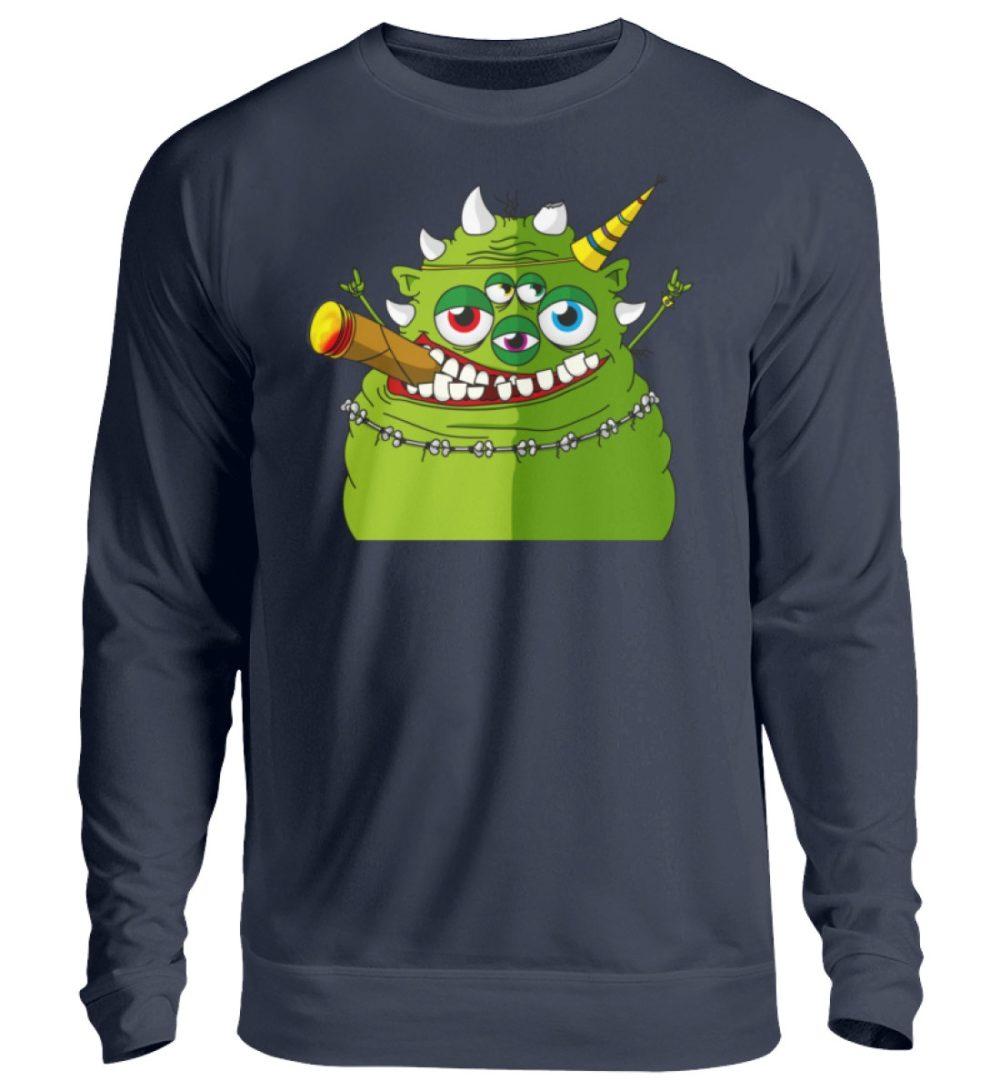 unisex-sweatshirt-longsleeve-hugo - Unisex Pullover-1698