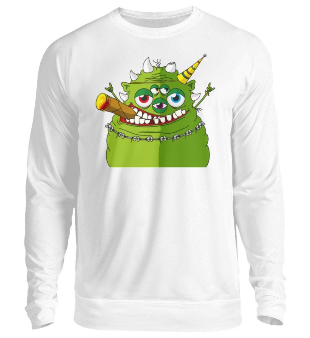 unisex-sweatshirt-longsleeve-hugo - Unisex Pullover-1478
