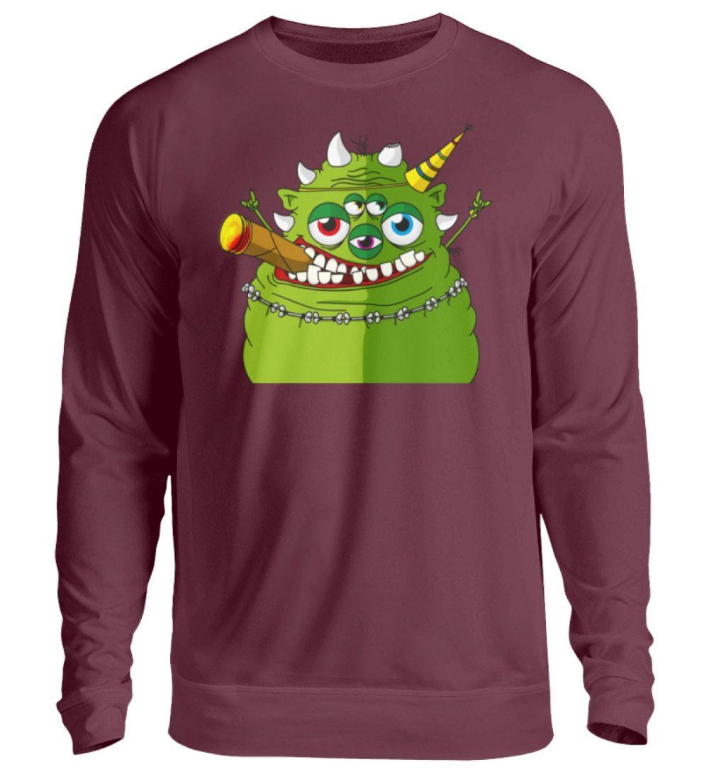 unisex-sweatshirt-longsleeve-hugo - Unisex Pullover-839