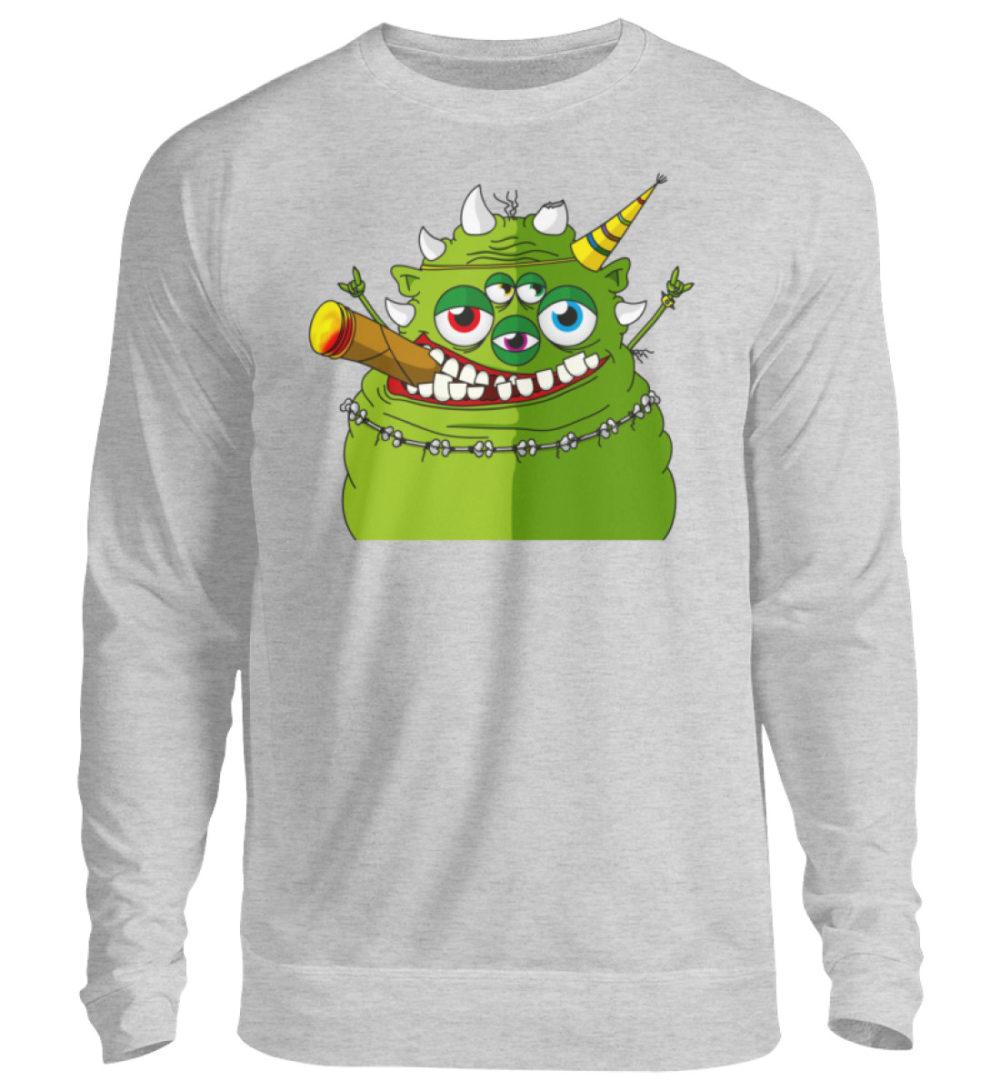 unisex-sweatshirt-longsleeve-hugo - Unisex Pullover-17