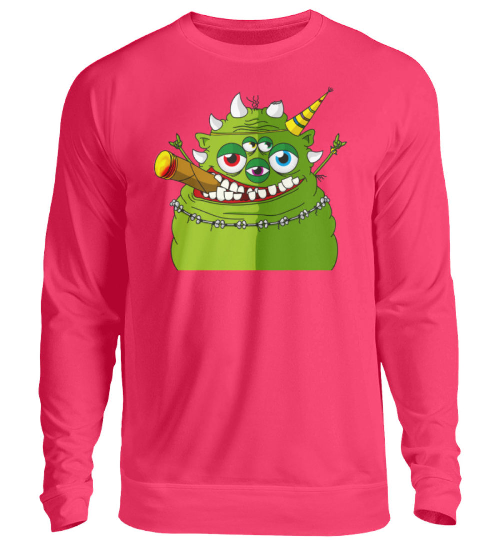 unisex-sweatshirt-longsleeve-hugo - Unisex Pullover-1610