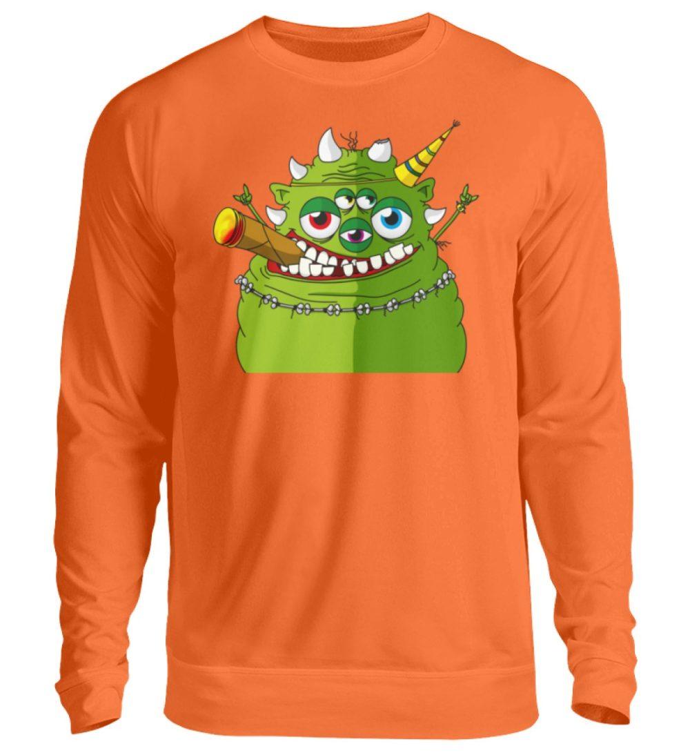 unisex-sweatshirt-longsleeve-hugo - Unisex Pullover-1692