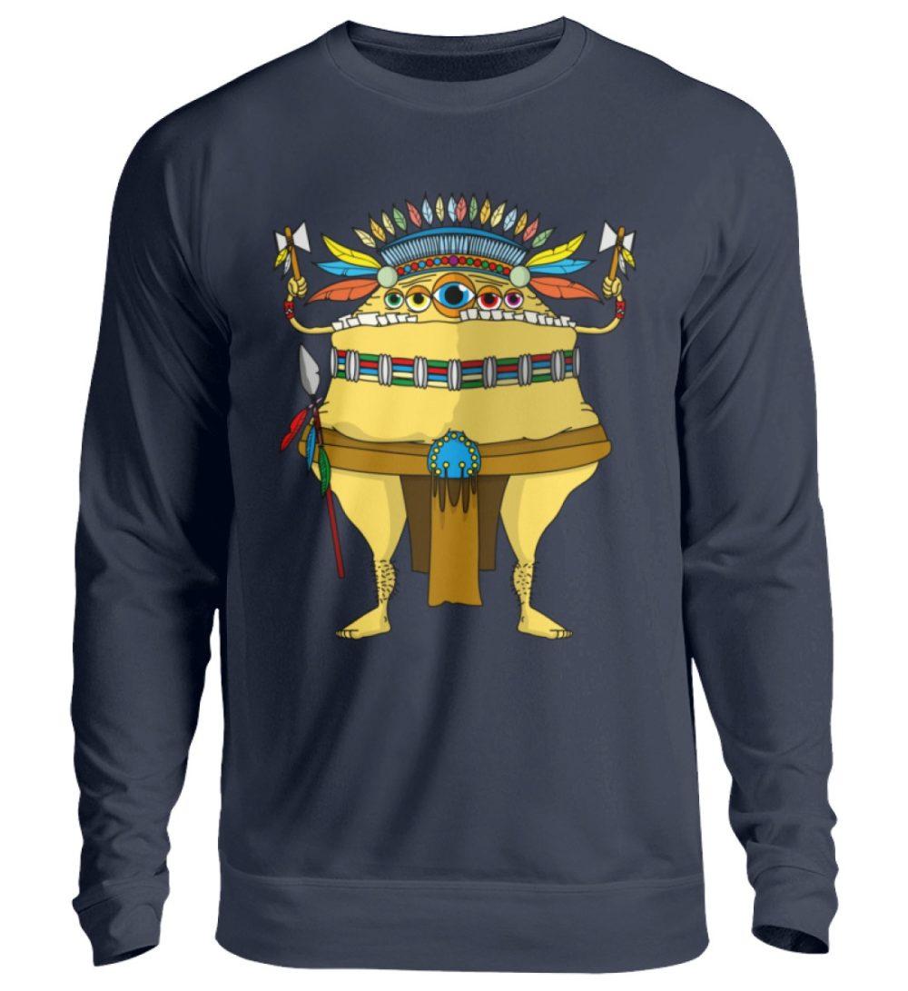 unisex-sweatshirt-longsleeve-indi - Unisex Pullover-1698