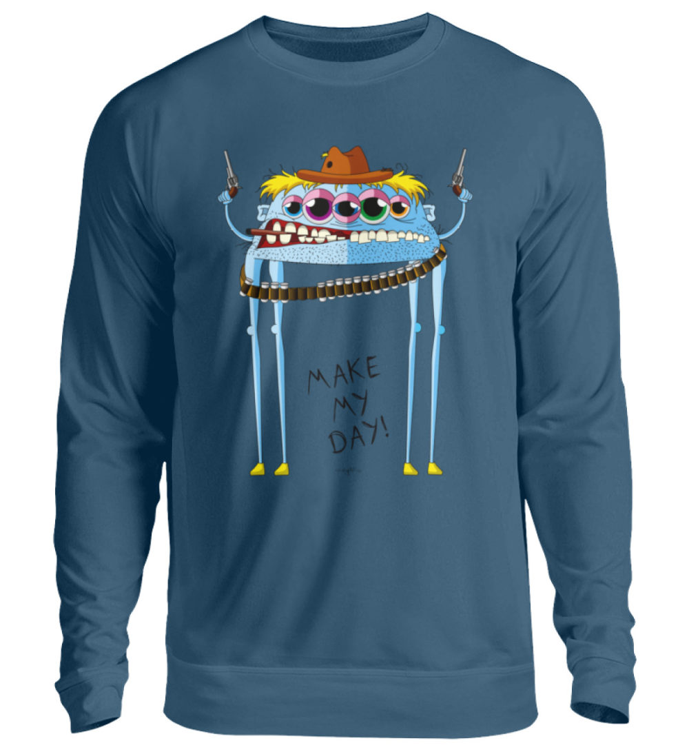 unisex-sweatshirt-longsleeve-joe - Unisex Pullover-1461
