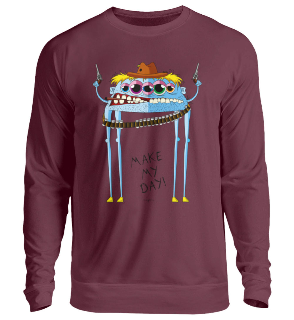 unisex-sweatshirt-longsleeve-joe - Unisex Pullover-839