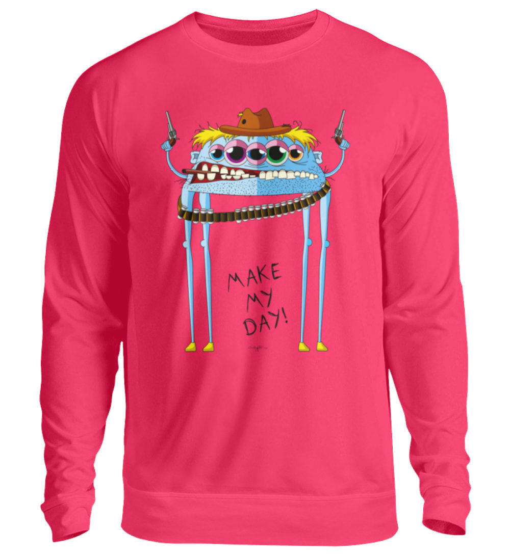unisex-sweatshirt-longsleeve-joe - Unisex Pullover-1610