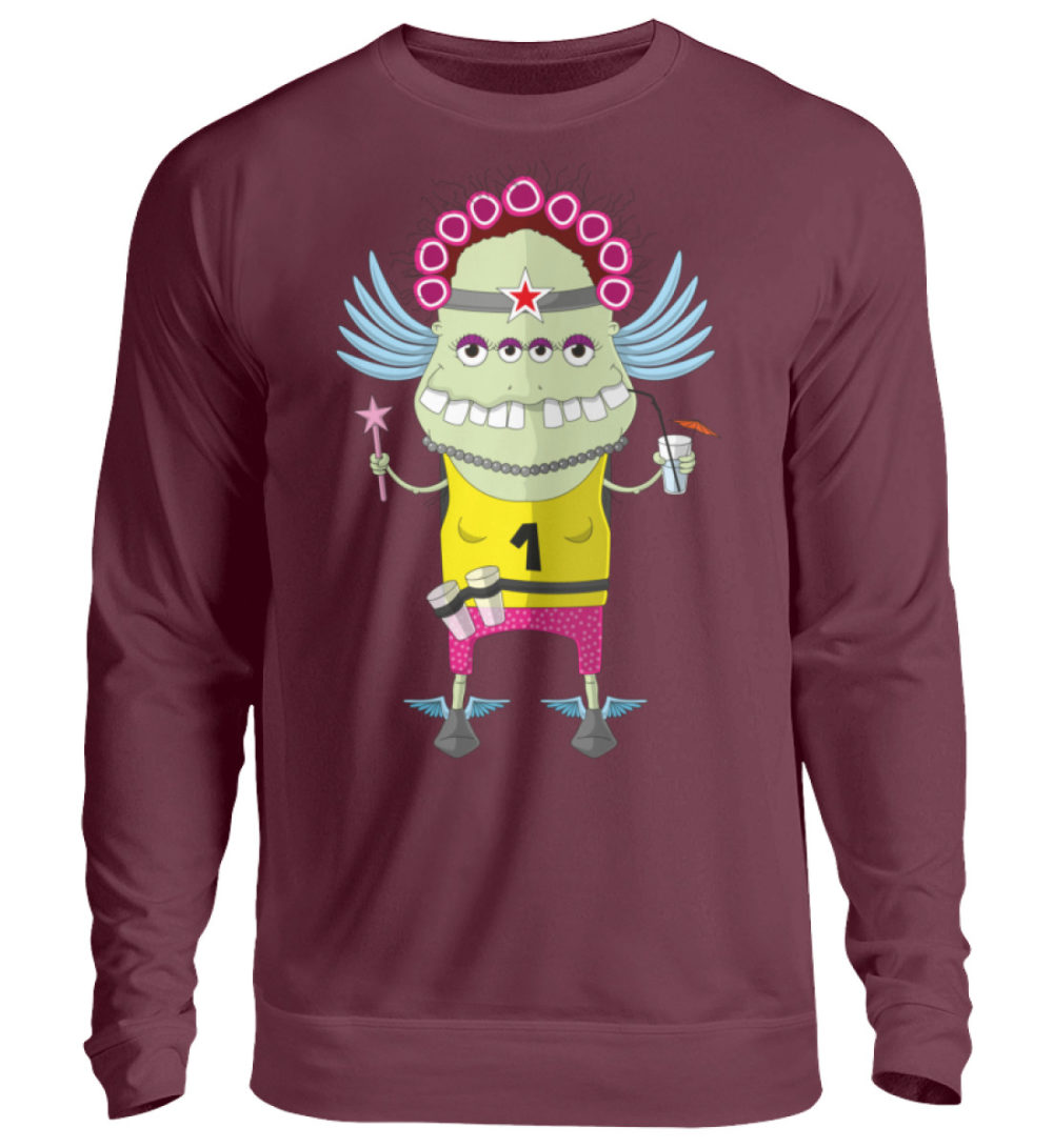 unisex-sweatshirt-longsleeve-muddy - Unisex Pullover-839