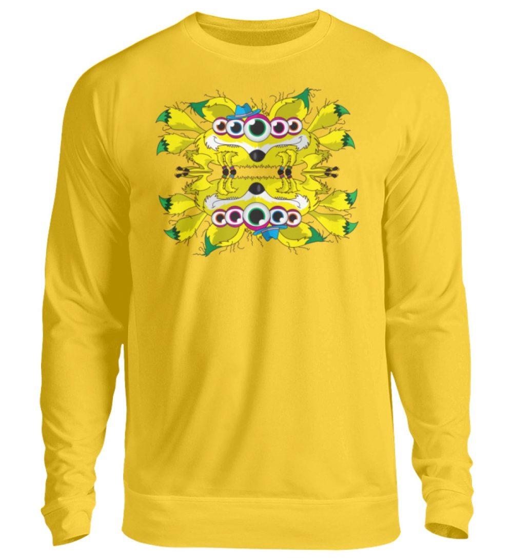 unisex-sweatshirt-longsleeve-fox - Unisex Pullover-1774