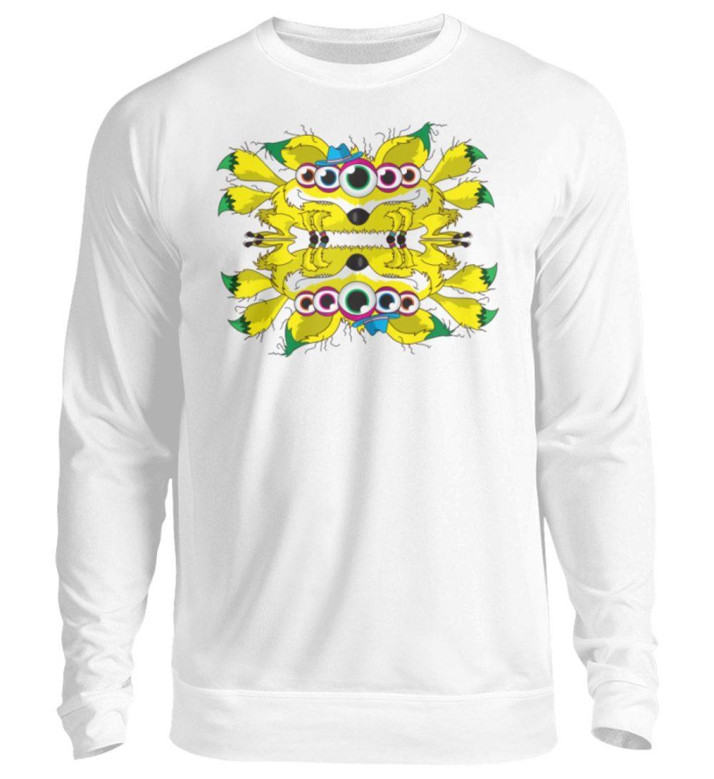 unisex-sweatshirt-longsleeve-fox - Unisex Pullover-1478