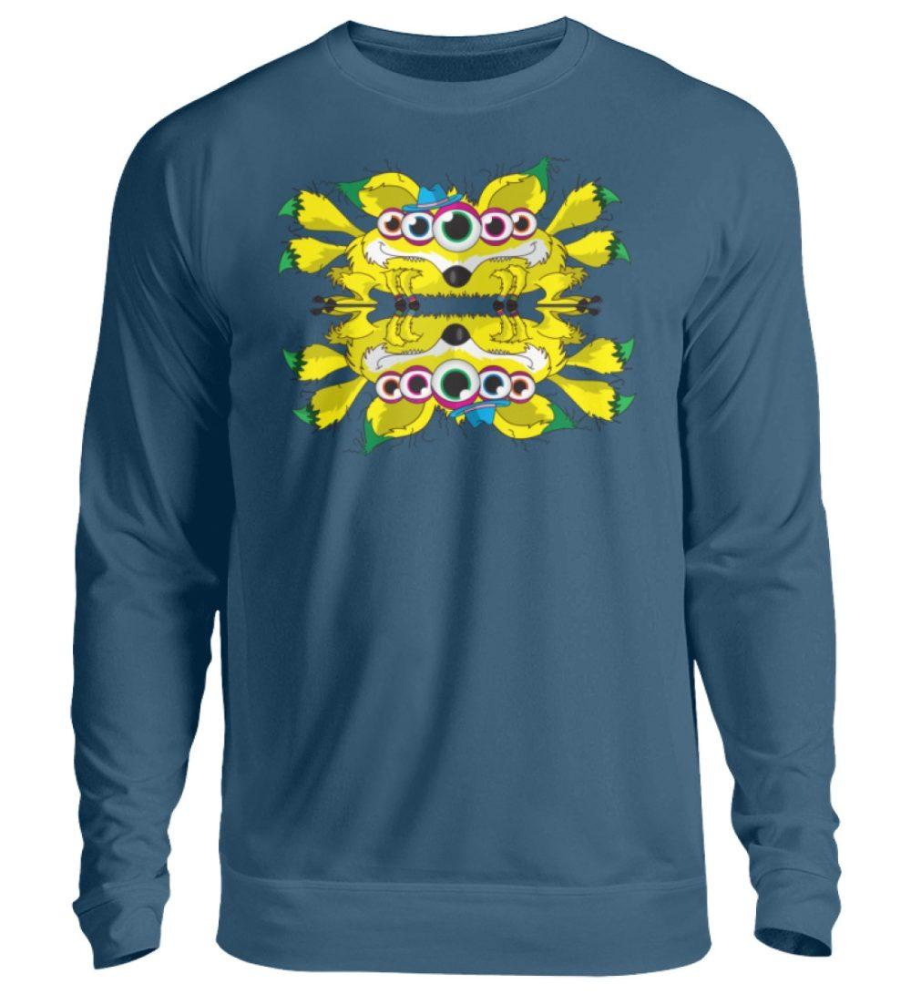 unisex-sweatshirt-longsleeve-fox - Unisex Pullover-1461