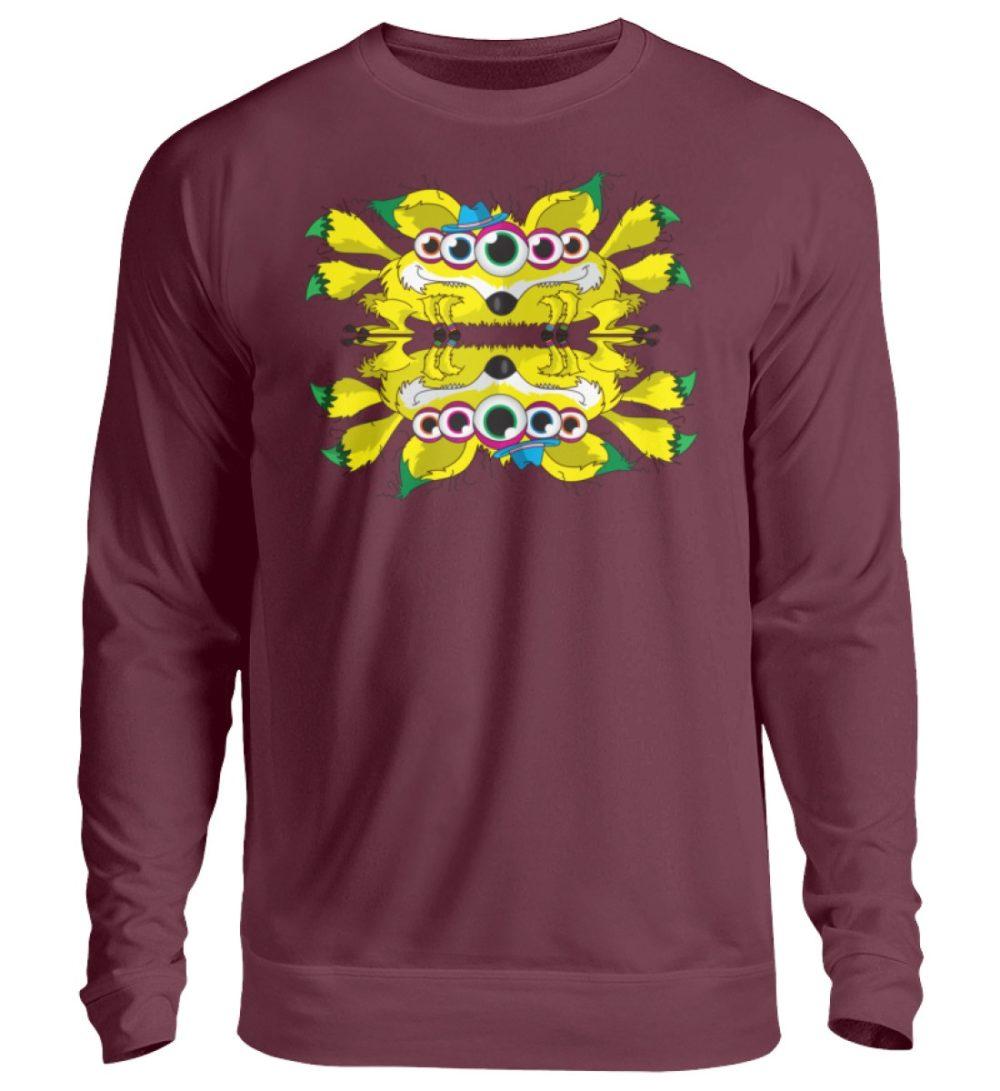 unisex-sweatshirt-longsleeve-fox - Unisex Pullover-839