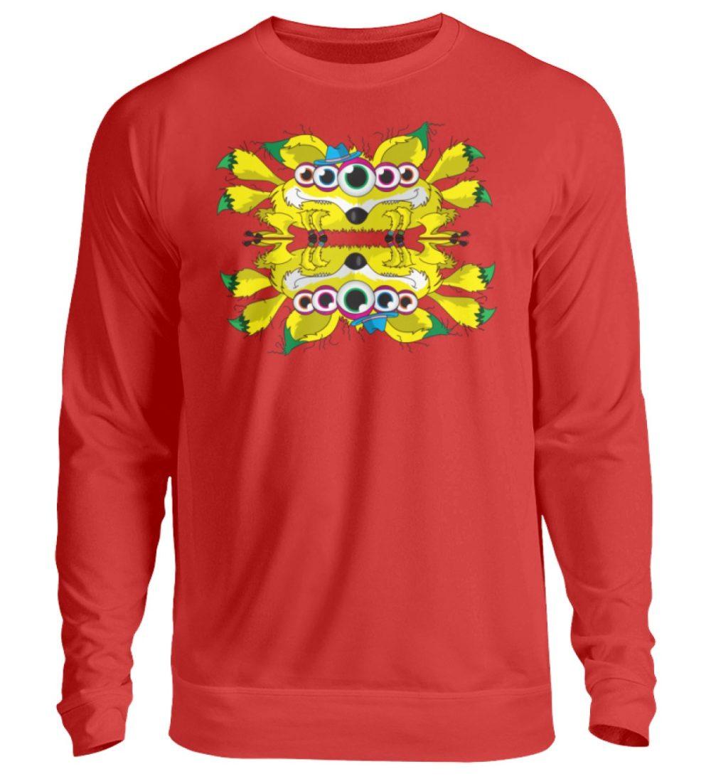 unisex-sweatshirt-longsleeve-fox - Unisex Pullover-1565