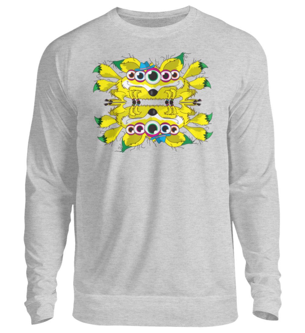 unisex-sweatshirt-longsleeve-fox - Unisex Pullover-17