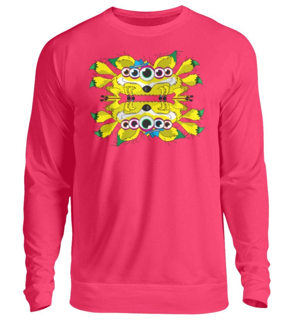 unisex-sweatshirt-longsleeve-fox - Unisex Pullover-1610