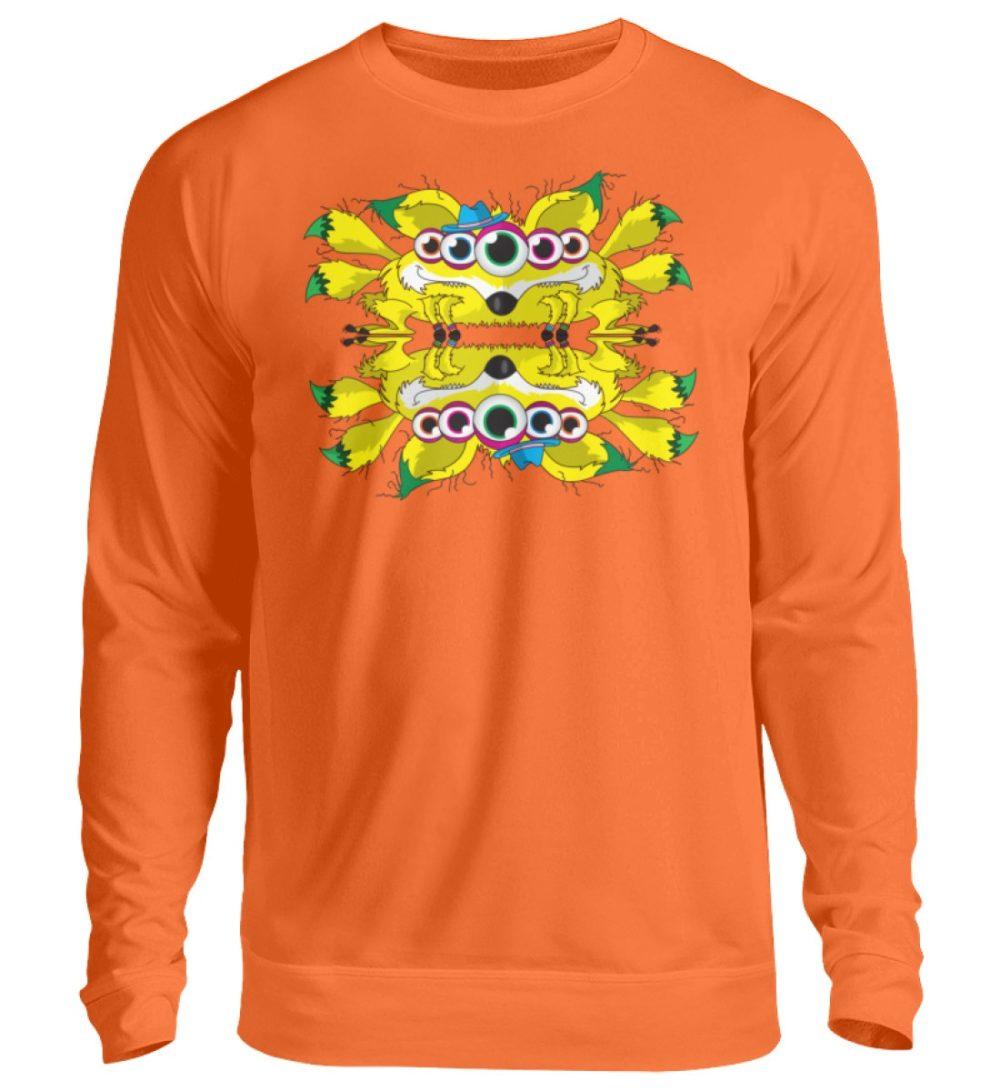 unisex-sweatshirt-longsleeve-fox - Unisex Pullover-1692