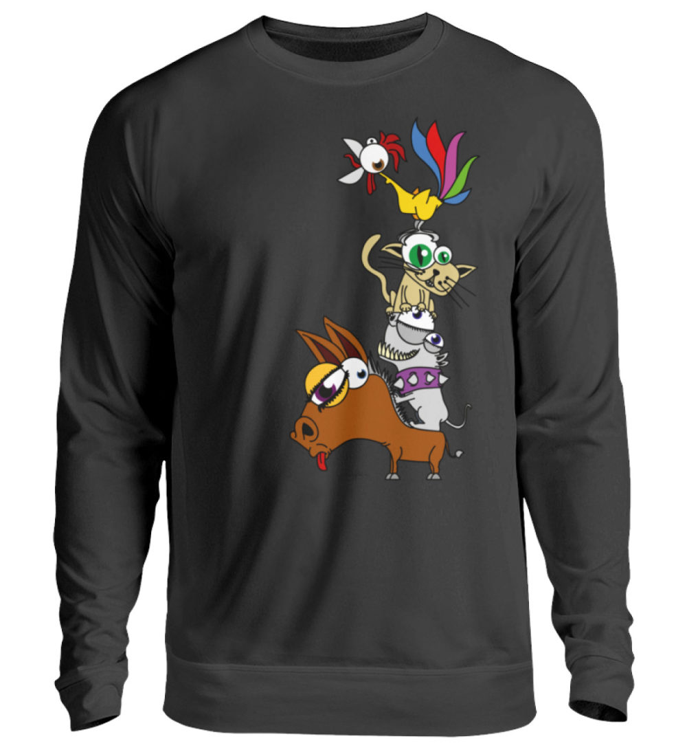 unisex-sweatshirt-longsleeve-bremen - Unisex Pullover-1624