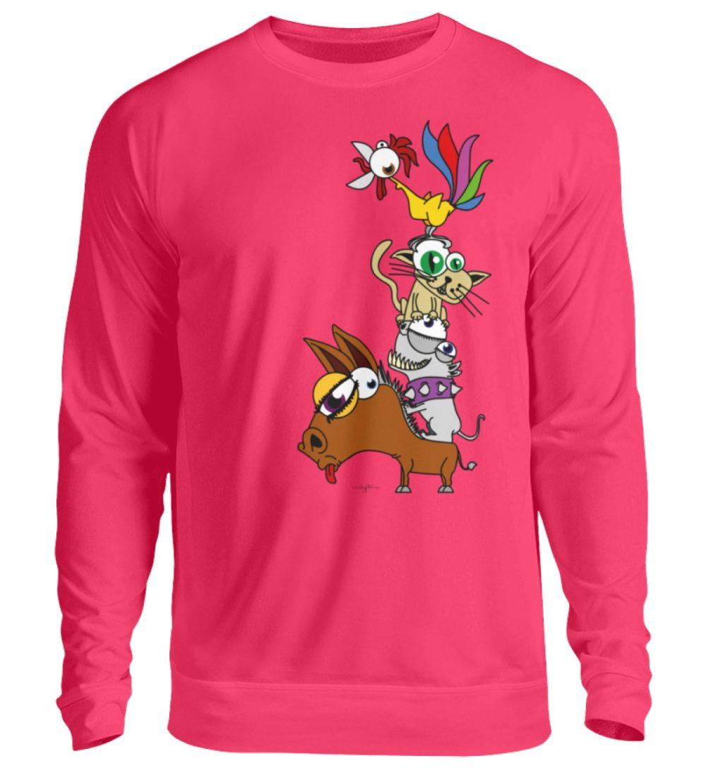 unisex-sweatshirt-longsleeve-bremen - Unisex Pullover-1610