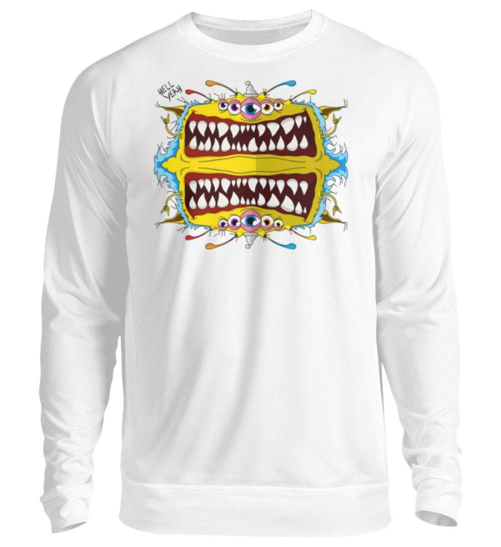 unisex-sweatshirt-longsleeve-heinz - Unisex Pullover-1478