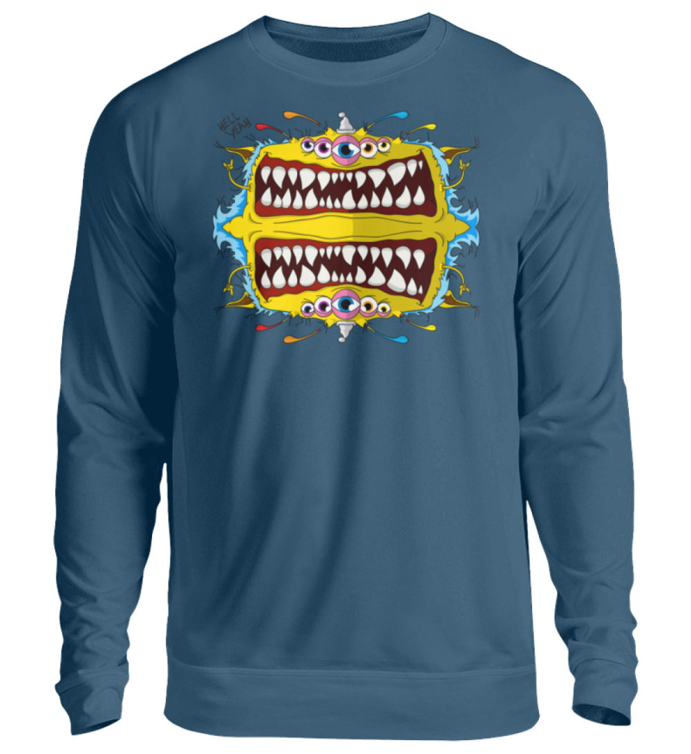 unisex-sweatshirt-longsleeve-heinz - Unisex Pullover-1461