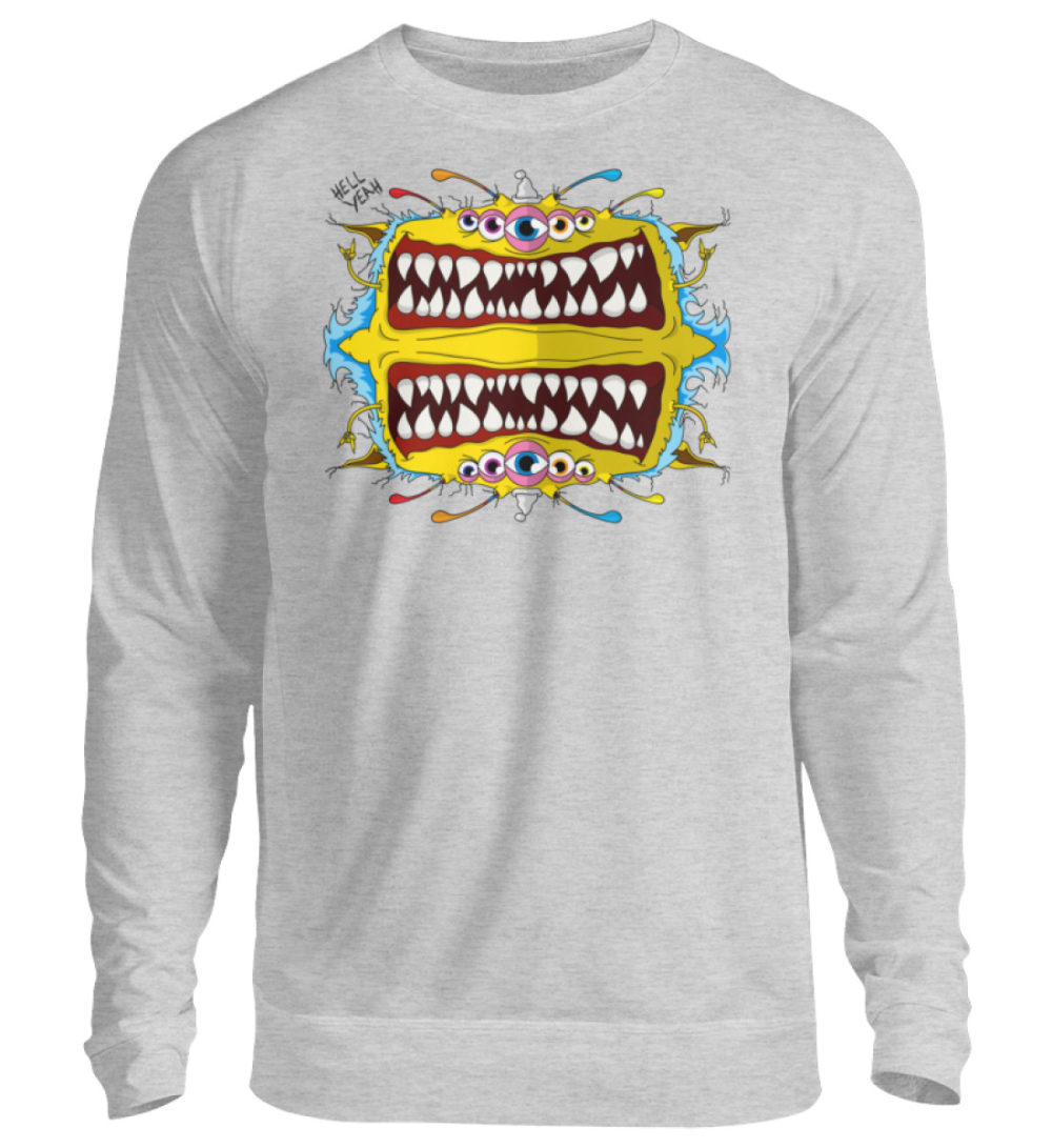unisex-sweatshirt-longsleeve-heinz - Unisex Pullover-17