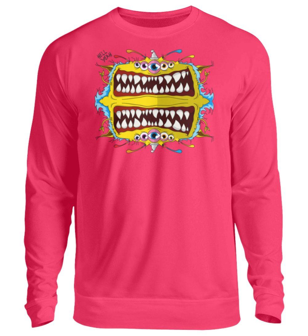 unisex-sweatshirt-longsleeve-heinz - Unisex Pullover-1610