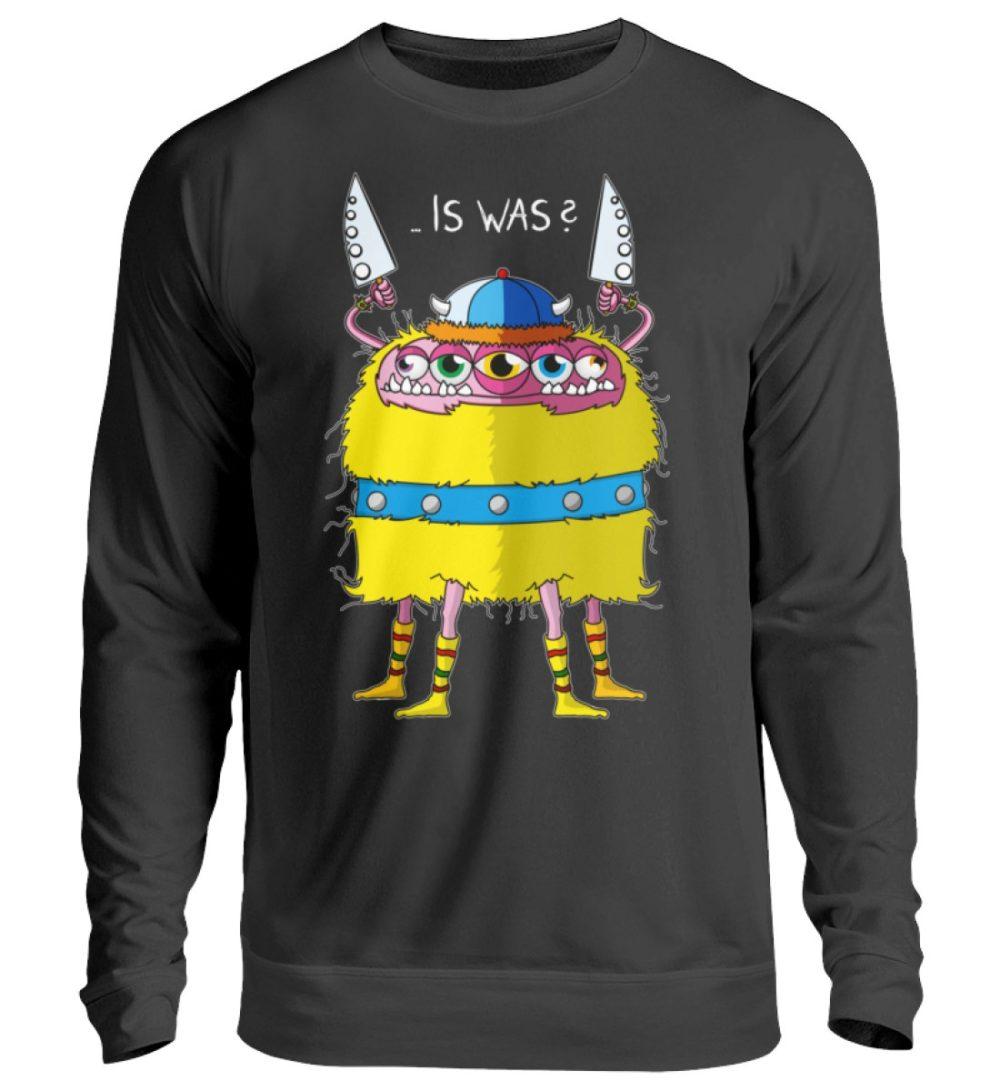 unisex-sweatshirt-longsleeve-wikinger-bg - Unisex Pullover-1624