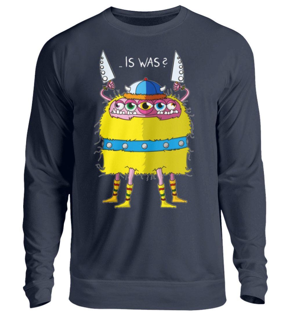 unisex-sweatshirt-longsleeve-wikinger-bg - Unisex Pullover-1698
