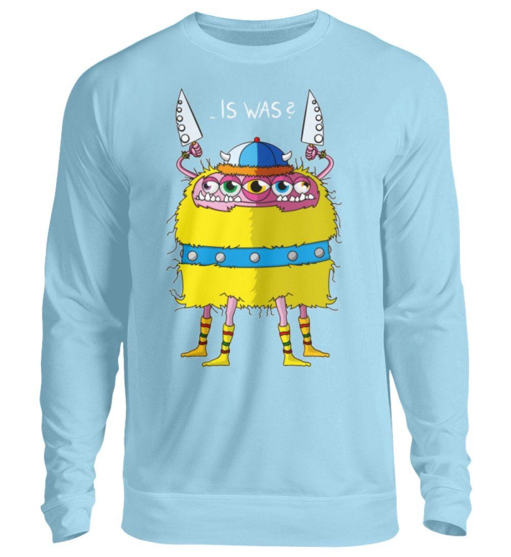 unisex-sweatshirt-longsleeve-wikinger-bg - Unisex Pullover-674