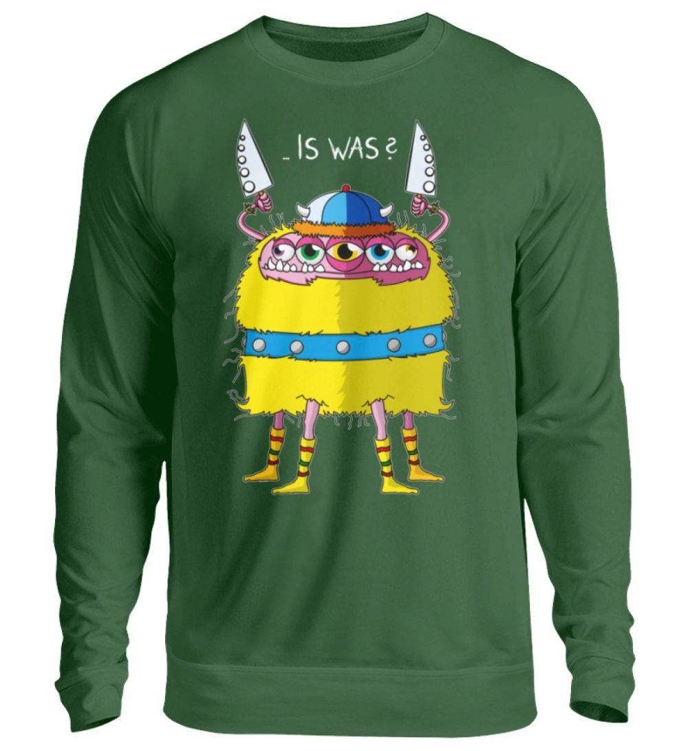 unisex-sweatshirt-longsleeve-wikinger-bg - Unisex Pullover-833