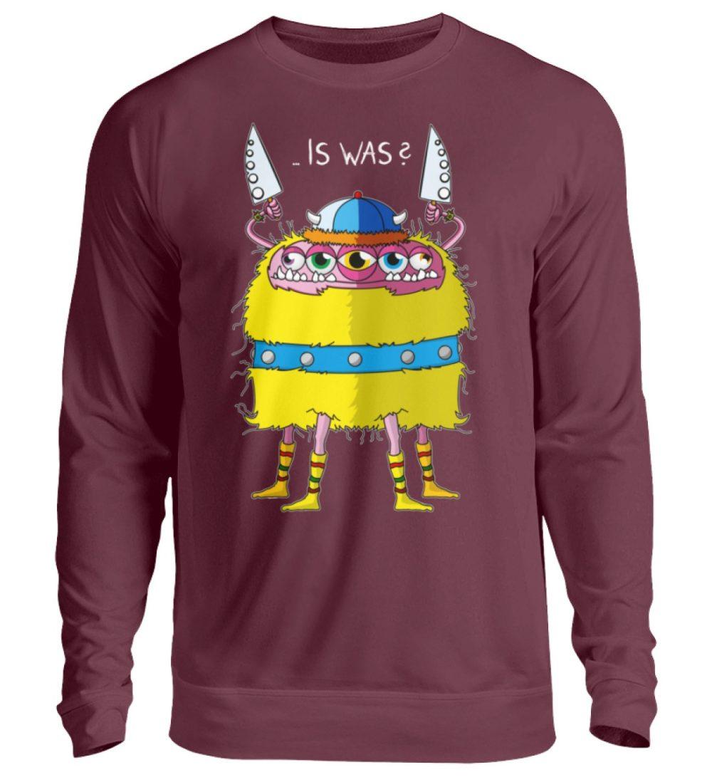 unisex-sweatshirt-longsleeve-wikinger-bg - Unisex Pullover-839