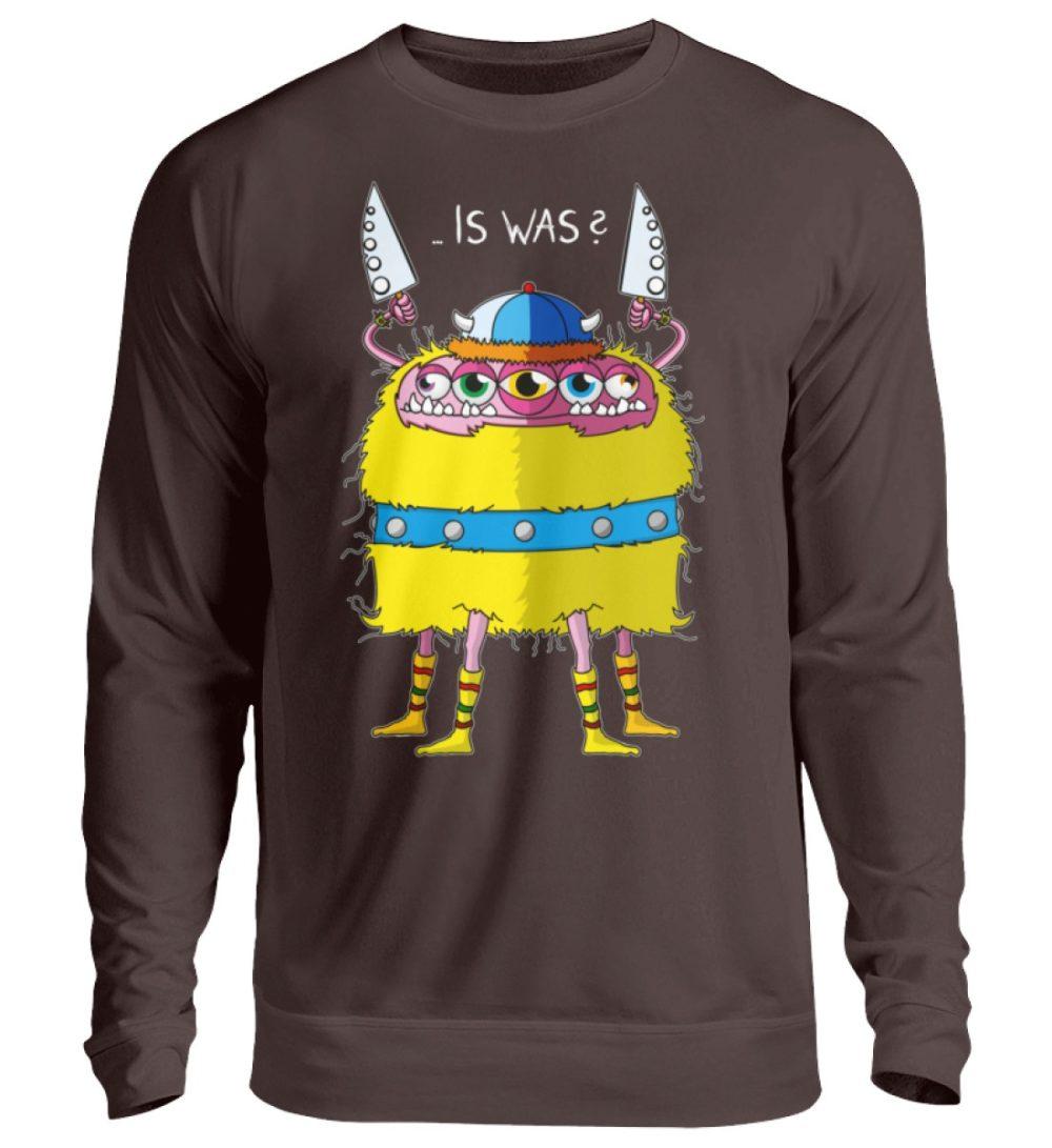 unisex-sweatshirt-longsleeve-wikinger-bg - Unisex Pullover-1604