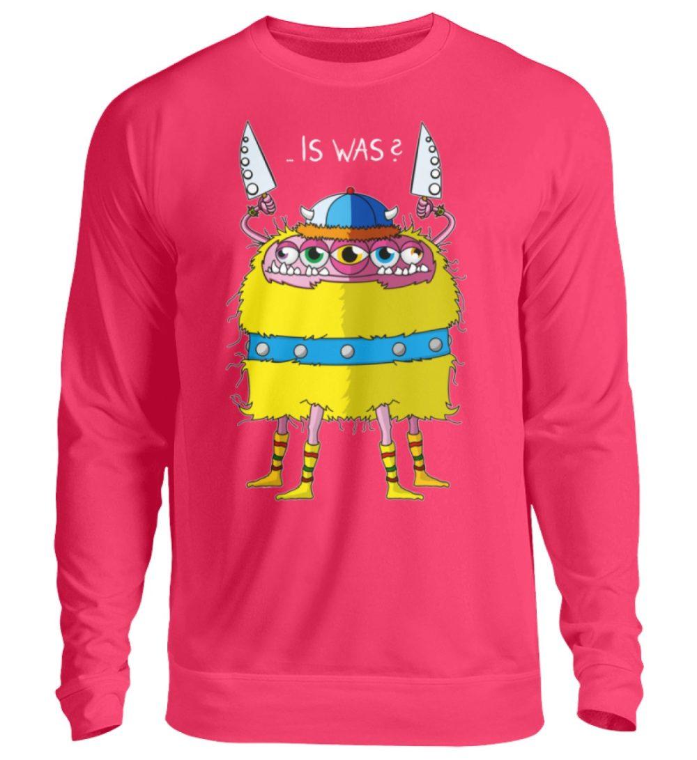 unisex-sweatshirt-longsleeve-wikinger-bg - Unisex Pullover-1610