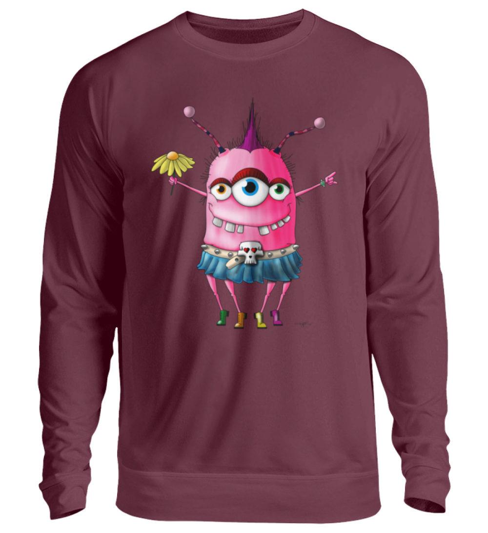 unisex-sweatshirt-longsleeve-linderella - Unisex Pullover-839
