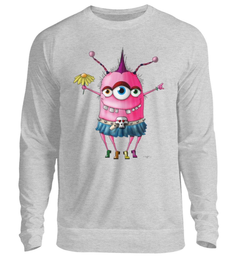 unisex-sweatshirt-longsleeve-linderella - Unisex Pullover-17