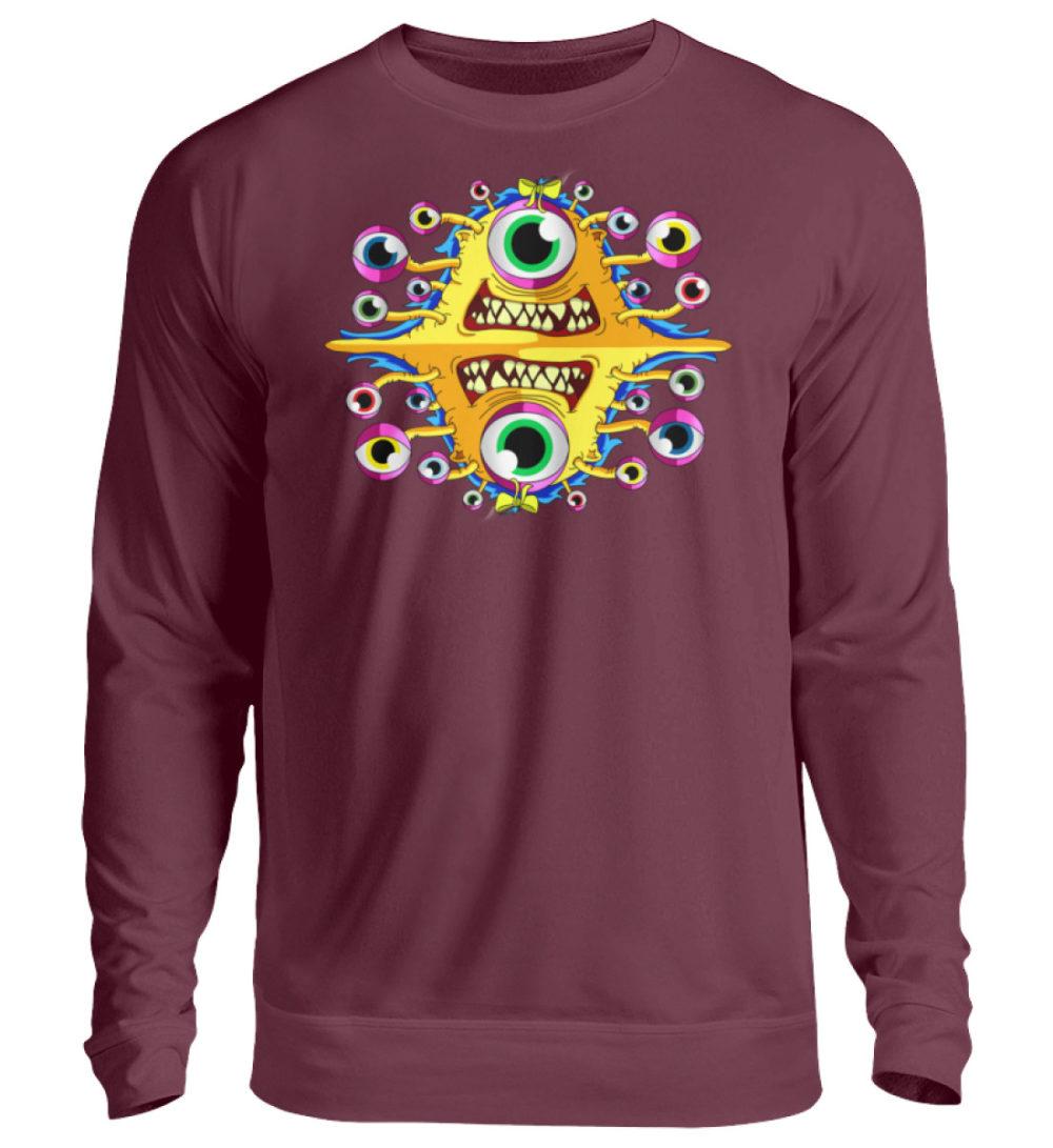 unisex-sweatshirt-longsleeve-ursula - Unisex Pullover-839
