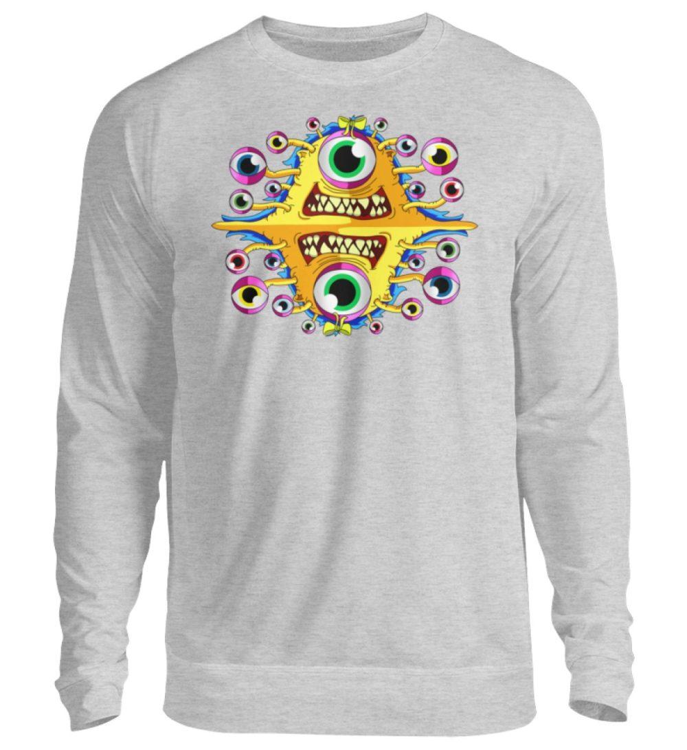 unisex-sweatshirt-longsleeve-ursula - Unisex Pullover-17