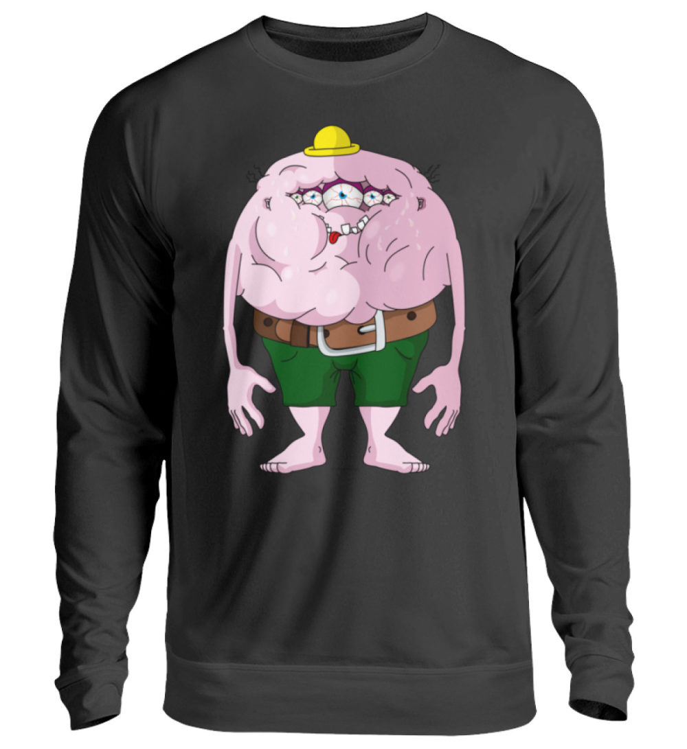 unisex-sweatshirt-longsleeve-fats - Unisex Pullover-1624